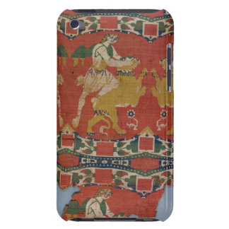 Taming of the Wild Animal, Byzantine tapestry frag iPod Case-Mate Cases