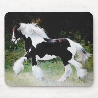 """Tamlin"" Horse Mousepad"
