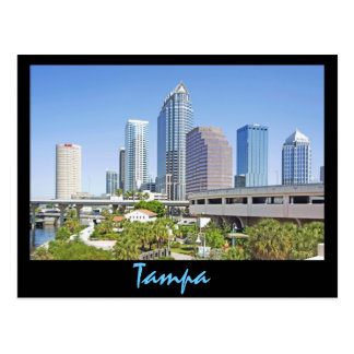 Tampa, America's Next Greatest City Postcard