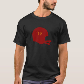 Tampa Bay Vintage Football Helmet T-Shirt