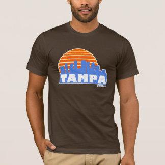Tampa Florida Skyline T-Shirt
