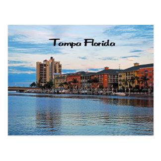 Tampa Florida Waterfront Post Cards