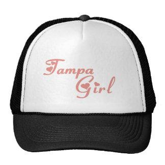 Tampa Girl tee shirts Trucker Hat