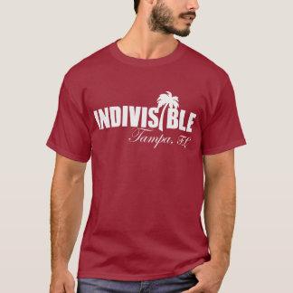 TAMPA Indivisible Mens Tshirt - Wht logo
