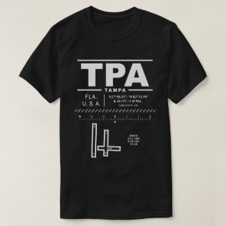 Tampa International Airport TPA T-Shirt