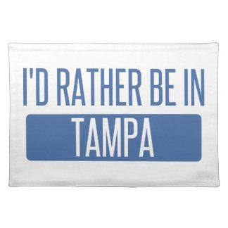 Tampa Placemat