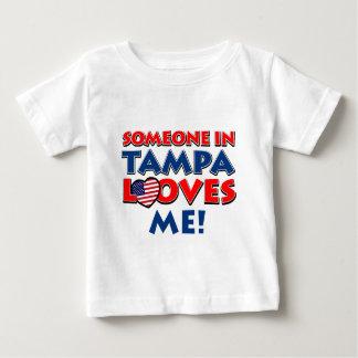 TAMPA USA designs Baby T-Shirt