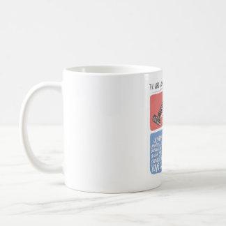 Tampon Tax Basic White Mug