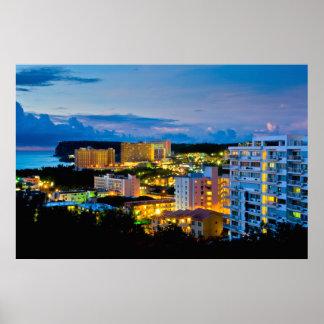 Tamuning Guam Poster