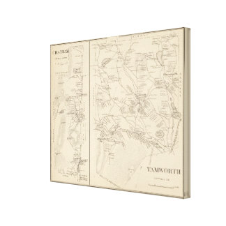 Tamworth, Carroll Co Canvas Prints