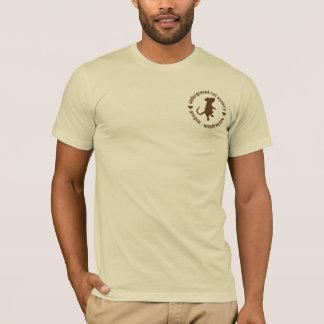 tan and brown underground T-Shirt