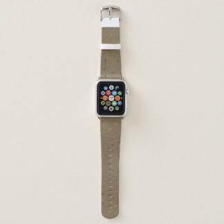 tan camo abstract apple watch band