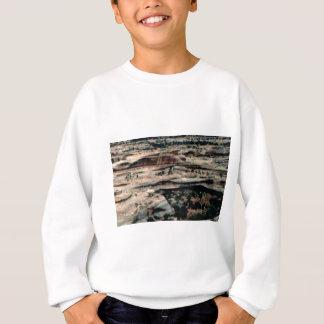 tan desert fill sweatshirt