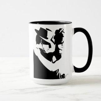 Tan Go! Mug