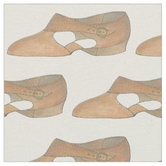 Tan Lyrical Modern Dance Shoe Dancing Shoes Fabric