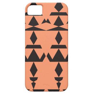 Tan Minimal Tribal iPhone 5 Case