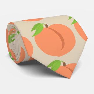 Tan Peach Tie