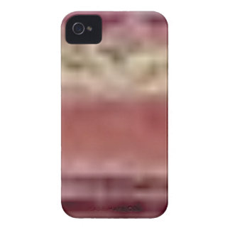 tan red rock lines Case-Mate iPhone 4 case