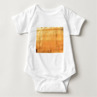 tan smooth texture baby bodysuit