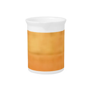 tan smooth texture pitcher