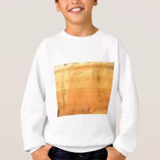 tan smooth texture sweatshirt