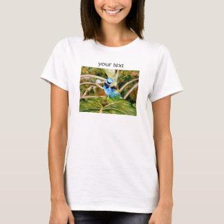Tanager Portrait Watercolor T-Shirt