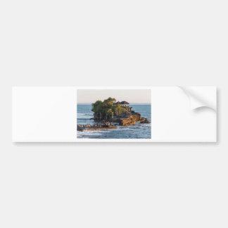 Tanah-Lot Bali Indonesia Bumper Sticker