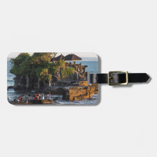 Tanah-Lot Bali Indonesia Luggage Tag
