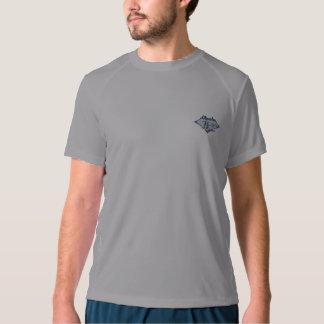 Tandem Surfing Hawaiian Vintage Surf Design T-Shirt