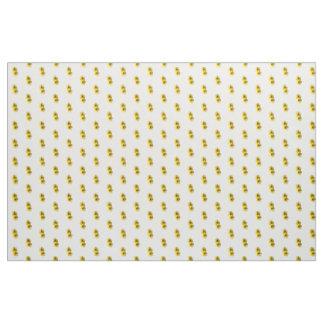 Tandem Yellow Daisies Fabric