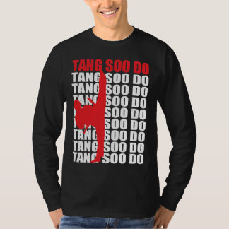 Tang Soo Do Long Sleeve T Shirt