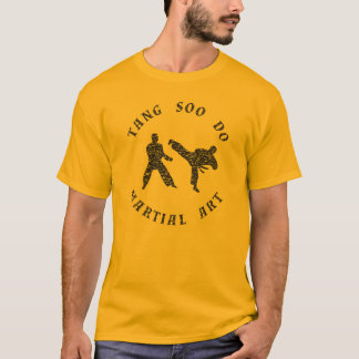 Tang Soo Do Silhouettes T-Shirt