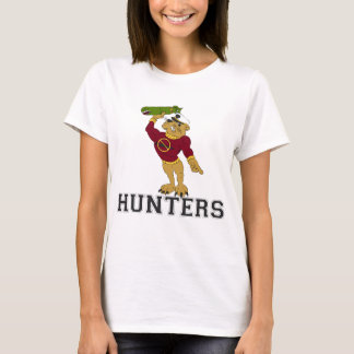 TANG– STAR–HUNTERS–Women's White T-Shirt