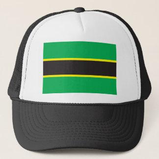 Tanganyika Flag (1962) Trucker Hat