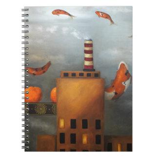 Tangerine Dream Notebook