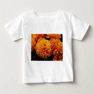 Tangerine Mums Baby T-Shirt