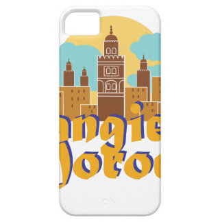 Tangier Morocco iPhone 5 Case