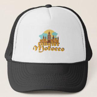 Tangier Morocco Trucker Hat