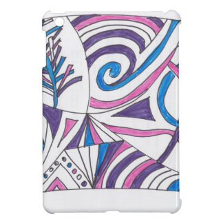 tangle garden cover for the iPad mini