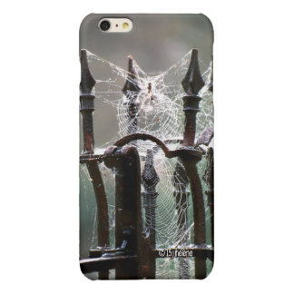 Tangled Webs iPhone 6 Plus Glossy Finish Case