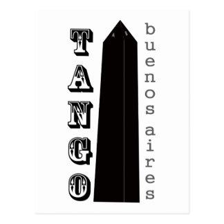 Tango Buenos Aires! Postcard