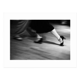 Tango ! by ALXSw Postcard