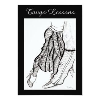 Tango Classes Invitation