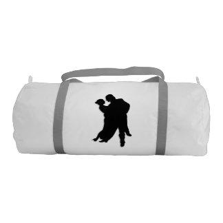 Tango Dance Gym Duffel Bag