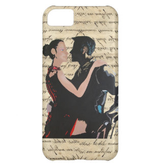 Tango dancers iPhone 5C case