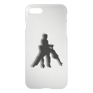 Tango Dancers Silhouette iPhone 8/7 Case