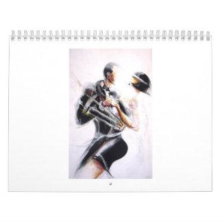 Tango-Jazz Calendars