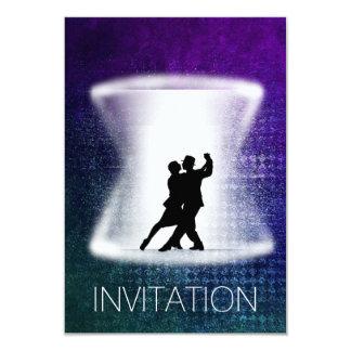 Tango Latin Dance Modern Vip Invitation