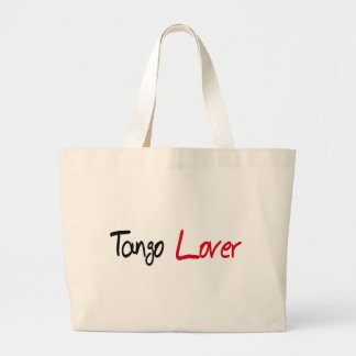 Tango Lover Products! Canvas Bags