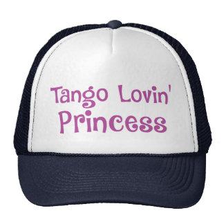 Tango Lovin' Princess Cap